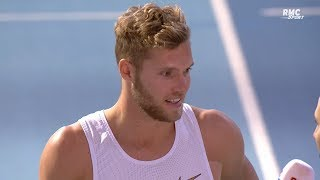 Meeting Elite de l'Eure 2019 : Kevin Mayer en 7''72 sur 60 m haies