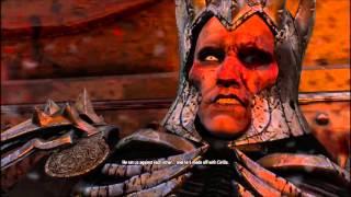 Witcher 3 - Geralt Defeats Eredin Cutscene
