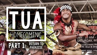 TUA | Homecoming - Part 1: Tua Tagovailoa returns to Hawaii for first time since championship game