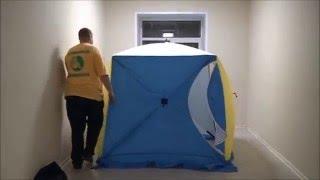 Палатки стэк куб 2 трехслойная