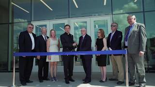 Creighton University School of Dentistry Ribbon Cutting