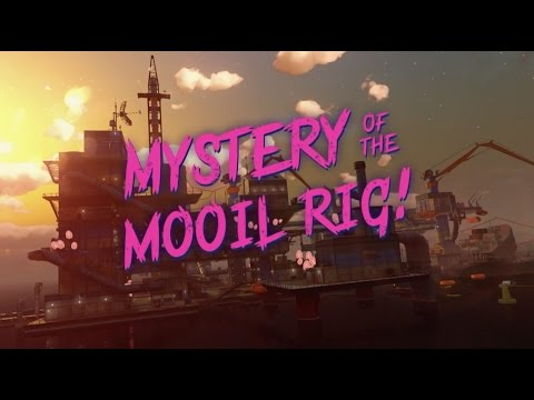 Sunset Overdrive - Mystery of the Mooil Rig Add-On Trailer! thumbnail