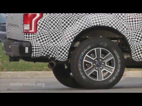 MotorWeek | Eyespy: Ford F150 Diesel