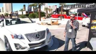 [MotorTrend] 2008 SEMA - 2009 Mercedes GLK
