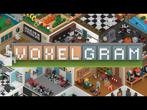 Voxelgram is a sweet 3D version of Picross and it's now on Linux