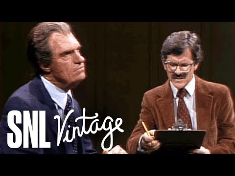 Richard Nixon on 60 Minutes Cold Open - SNL