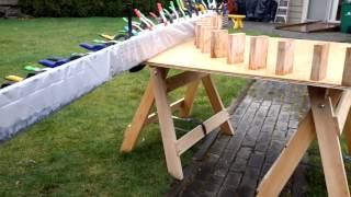 Composite Deck Board Bending