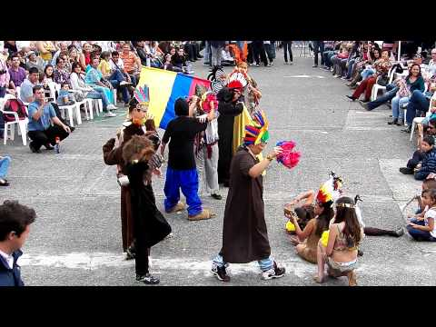 Comparsa grado Quinto Fiestas Gemellistas 2012