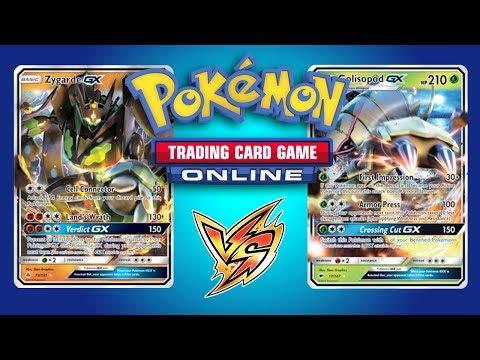 NEW NAME! 3X Games with Zygarde GX / Lycanroc GX – Pokemon TCG Online Game Play