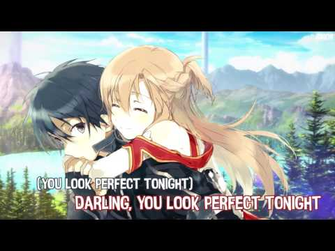 Download Nightcore - Perfect (Switching Vocals) - (Lyrics) HD Mp4 3GP Video and MP3