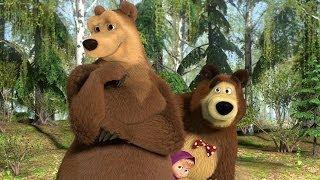 Маша и Медведь (Masha and The Bear) - Весна пришла! (7 Серия)