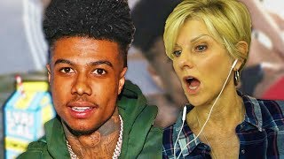 Mom REACTS To Blueface   Thotiana Remix Ft. YG (Dir. By @_ColeBennett_)