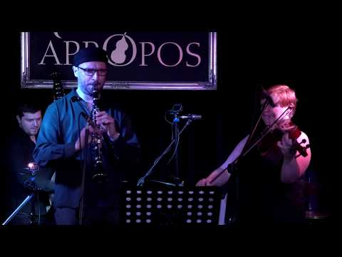 One of my favorite projects with Klezmer music (played on clarinet)