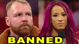 10 Wrestlers Banned from WWE for Life