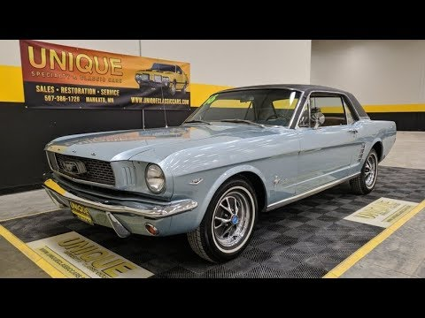 1966 Ford Mustang (CC-1417792) for sale in Mankato, Minnesota