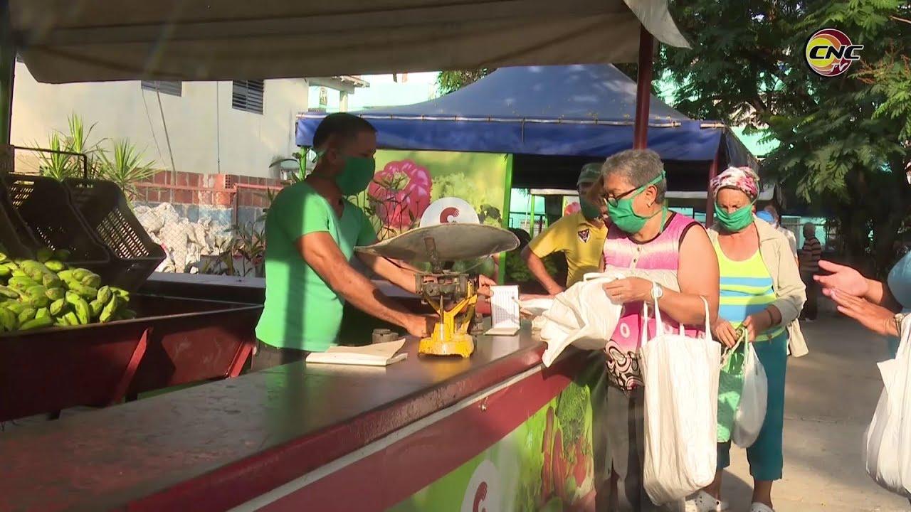 Aprueban regular y controlar la venta de productos agropecuarios en Granma