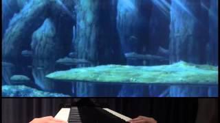 Video 【ピアノ】もののけ姫/もののけ姫 久石譲