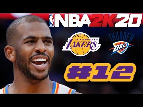 NBA 2K20 My Career Online (NBA 2K20 PS4 Gameplay Ep.12)