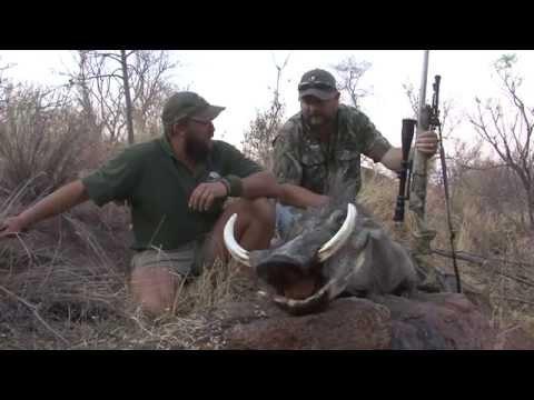 Brent Pratka - Warthog Hunt 2014