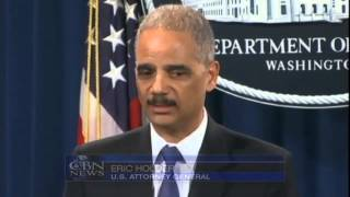 Holder On Hot Seat Over AP Phone Record Grab