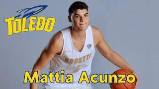 <p>Mattia Acunzo - Toledo Rockets</p>