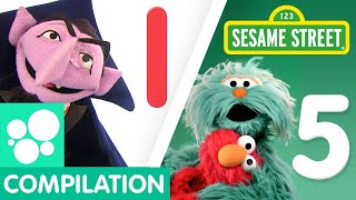 Sesame Street: Counting Songs! | Learn to count to 5!