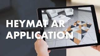Heymat AR App Preview