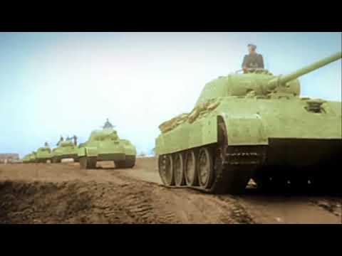 Вторая Мировая в цвете. Советское наступление. 8 Часть --- Soviet offensive