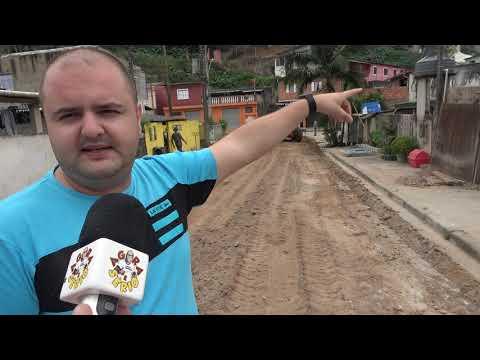 Denis Rocha Diretor de obras fala sobre o Projeto da Rua Roque de Moraes da Favela do Paquinha