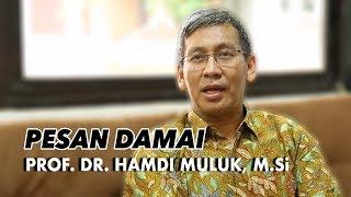 Prof. Dr. Hamdi Muluk, M.Si