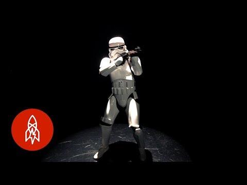 Jaké to je být stormtrooperem?