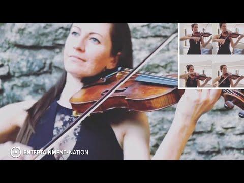 Julia Violinista - Halo
