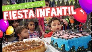 Ideas Para Fiesta Infantil - Recetas Para Fiestas 🎈
