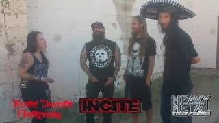 Heavy Metal Television - Sammy Interviews Incite 2016