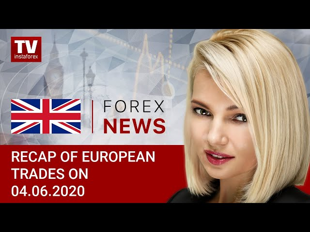 04.06.2020: EUR and GBP may lose ground. Outlook for EUR/USD and GBP/USD