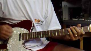 Summertime Blues James Taylor version -rocking guitar part -(cover)