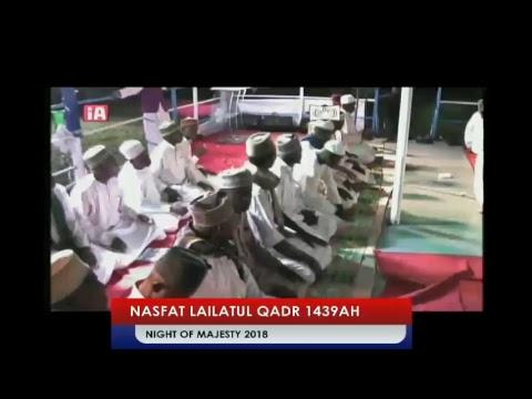 NASFAT LAILATUL QADR 1439AH