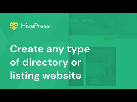 How to Create a Directory or Listing Website with WordPress for Free