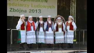 preview picture of video 'Zespół Śpiewaczy z Turośli - Przegląd Kapel Śpiewaków i Gawędziarzy Ludowych 2013'