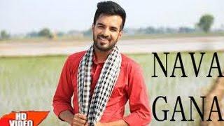 Nava Gana  HAPPY RAIKOTI  NEW SONG  REVELED LIVE  NEW PUNJABI SONG 2016