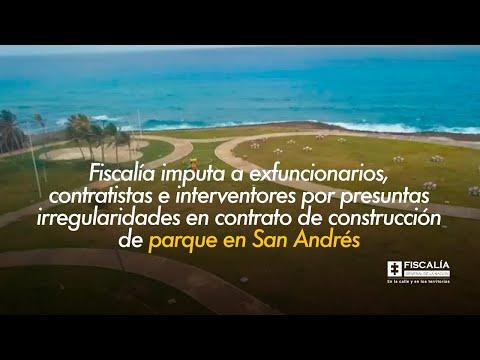 Fiscal Francisco Barbosa anuncia en San Andrés un duro golpe contra la corrupción