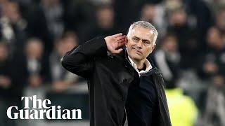 'I belong at the top': José Mourinho plots return after United sacking