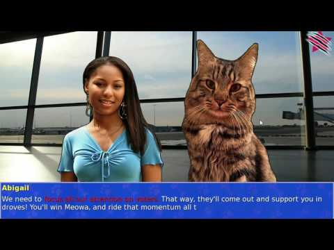 Cat President: A More Purrfect Union - Trailer thumbnail