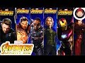 Download Video Avengers Infinity War Power FX Titan Hero Series Figures Iron Man Captain America Falcon Black Widow