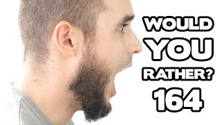 Would you rather always have to say everything on your mind or never be able to speak again? - Video Youtube
