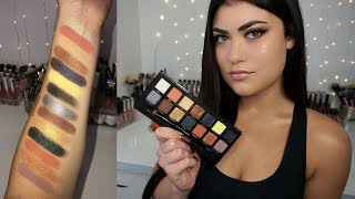 PRISM PALETTE Anastasia Beverly Hills - Review & Swatches - Video Youtube