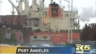Port Angeles (Pop. 19,038) Awarded $240 MILLION Dollar Grant For 10 Police Security Cameras
