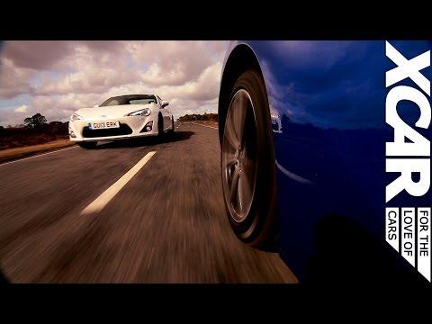 GT86 & BRZ: Toyota + Subaru = Awesome - XCAR
