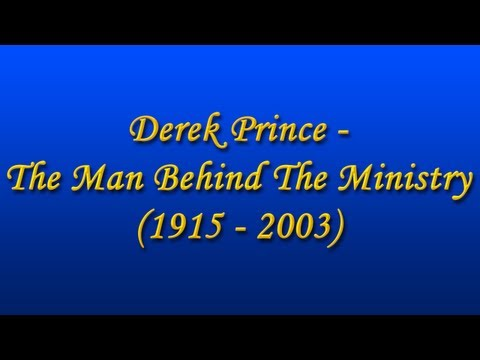 ^~ Free Watch Derek Prince: The Man Behind the Ministry