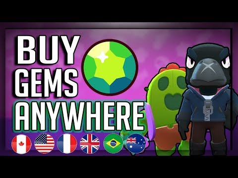 How to Buy Gems for Brawl Stars in Any Country!